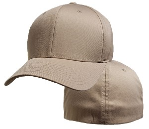 Big 4Xl Khaki Flexfit® Cap