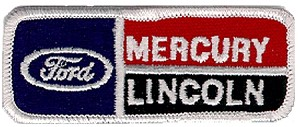Ford Mercury Lincoln 2 Emblem