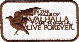 Tactical Halls of Valhalla Patch