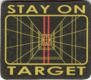 Tactical Stay On Target Patch