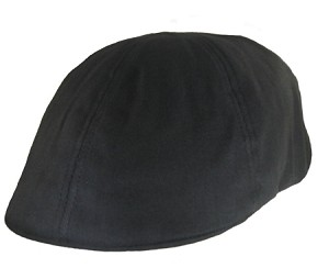 2Xl Black Flexfit® Driving Cap