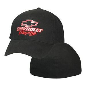 Big Chevy Racing On Black 4Xl Flexfit® Cap