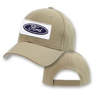Ford Logo On Big Head Size Cap