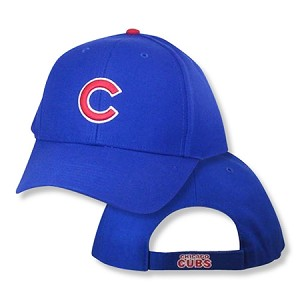 Big Chicago Cubs Ball Cap